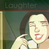 Kitty Laughter icon by umi-pryde
