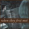 HP - when they first met by umi-pryde