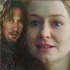 Faramir and Eowyn icon 01 by umi-pryde