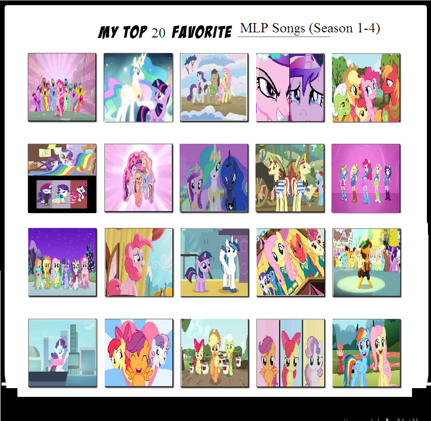 favorite mlp song my - photo #1