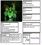 Pros and Cons- Toy Story of Terror!