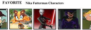 Top Five Favorite Nika Futterman Characters