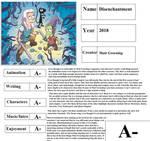 Disenchantment Report Card