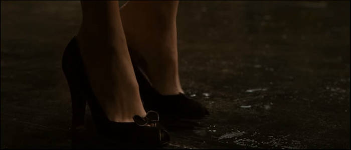 Lois Lane's Foot 8