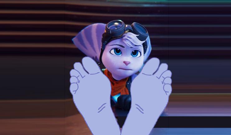 Rivet's Feet 14