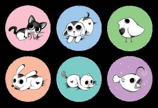 Animal cuties