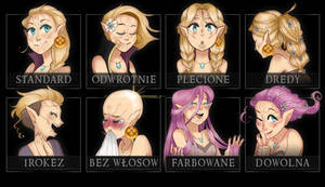 WM: Mae: Hairstyle meme