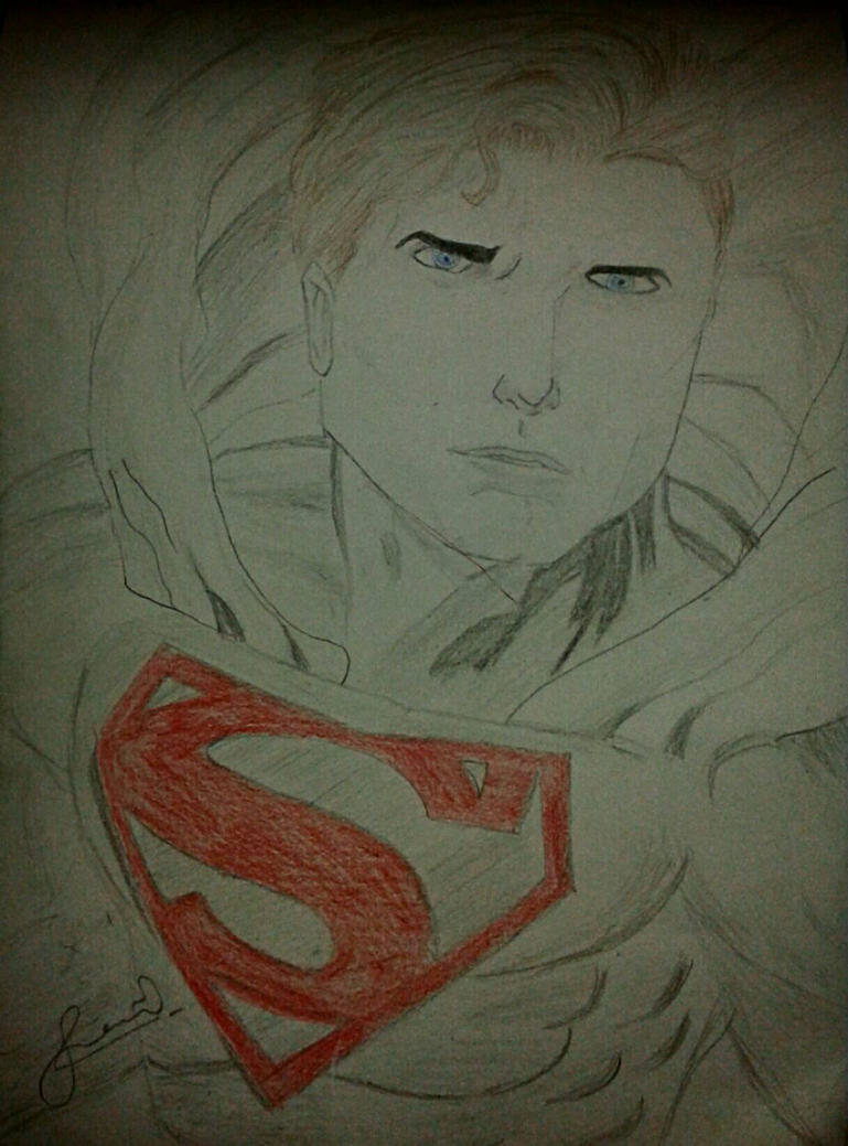 Superman  by SajidGallery
