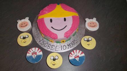Princess Bubblegum by Umbaca