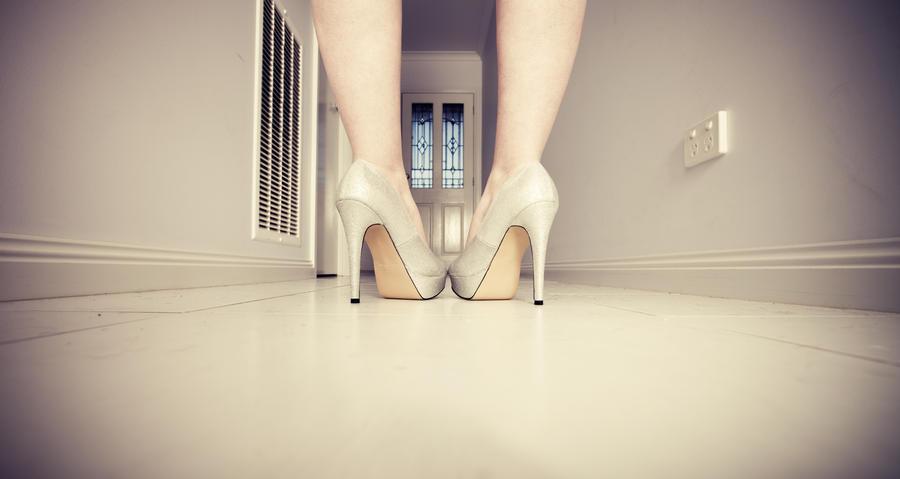 Heels, Hair, Hope by scottjamesprebble