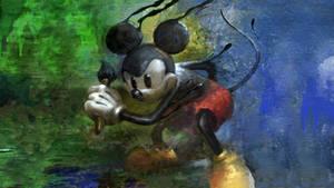Epic Mickey Loading Wallpaper