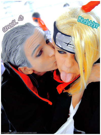 Hidan, F--K YOU. . . by ScarletMoonbeam