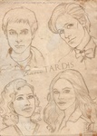 The new team TARDIS