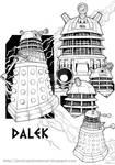 Character's Study: DALEK