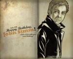 Happy B-Day JOHN SIMM