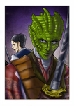 DW - Madame Vastra and Jenny