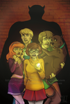 S-D: Scooby Gang