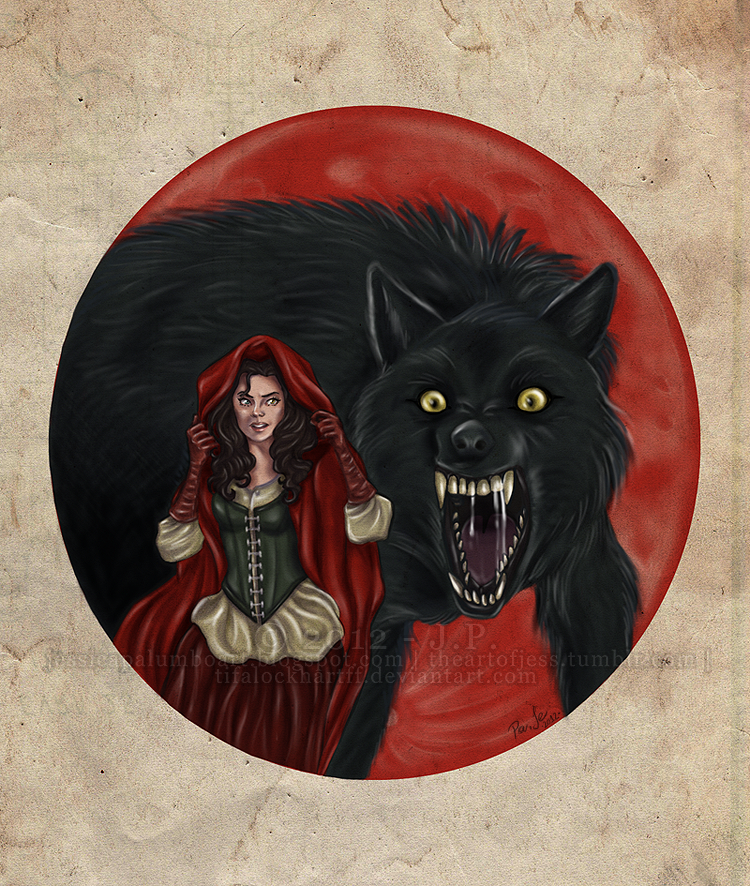 Ouat Red Moon By Scarletmoonbeam On Deviantart