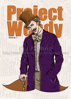 Tom 'Wonka' Hiddleston for Project Wendy