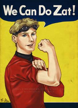 Chekov - We Can Do Zat!