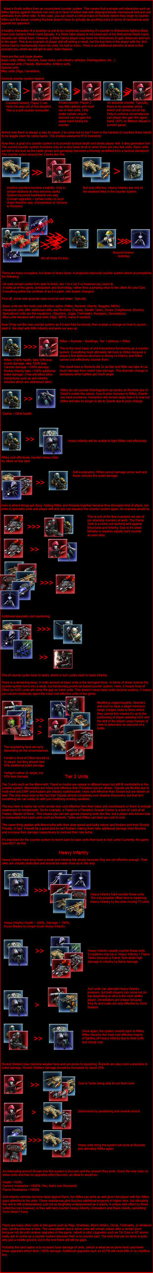 Kane's Wrath Counter System by Flopjack