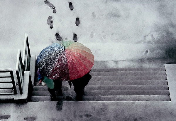 Let It Snow... by O-range