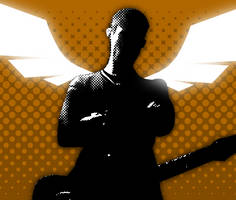 Archangel(guitarist) by xcfdjSe7en