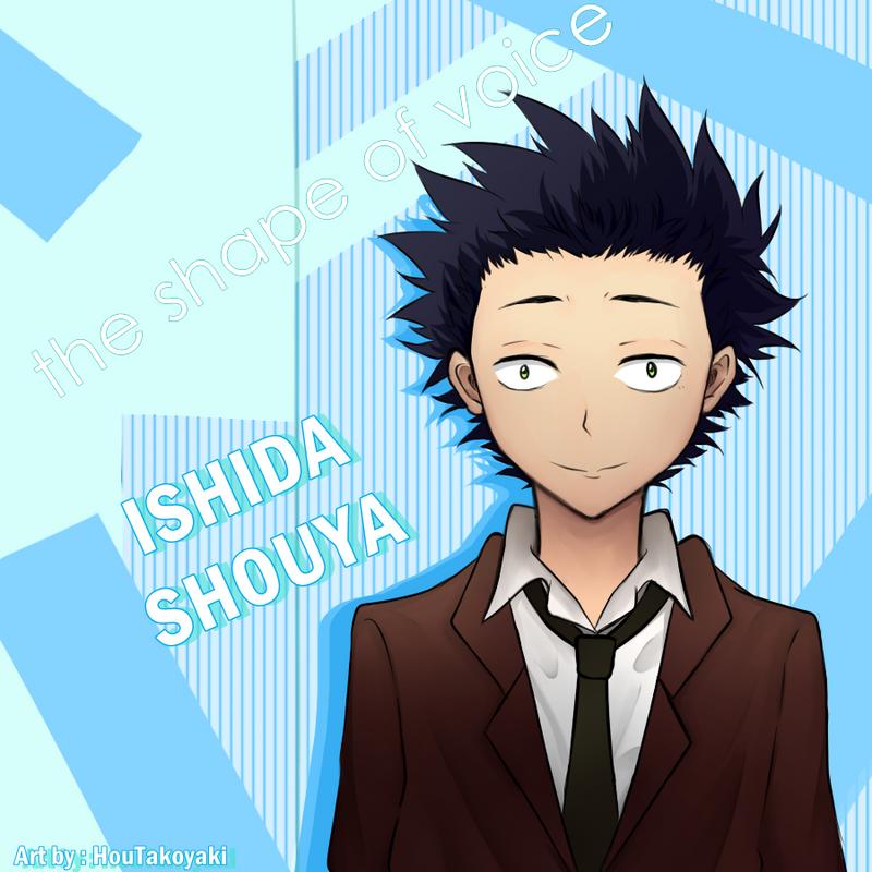 [FanArt] Ishida Shouya (Koe no Katachi) by HouTakoyaki