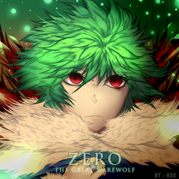 Zero - The Great Waerwolf - by HouTakoyaki