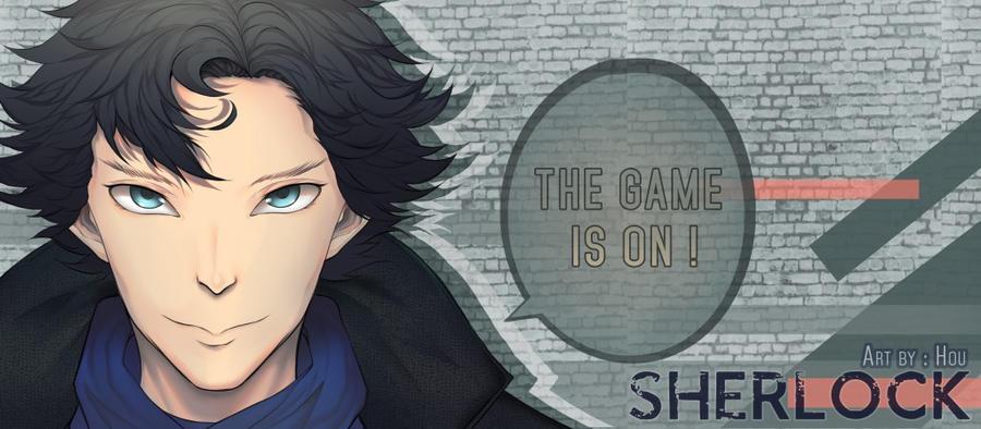 The Game Is On! by HouTakoyaki