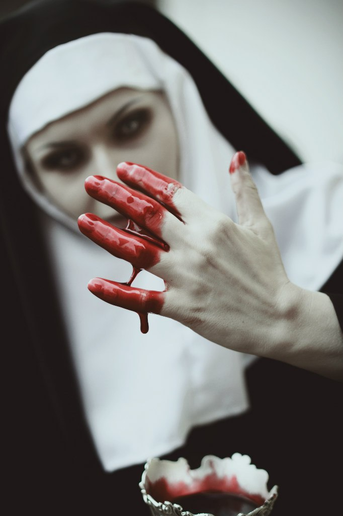 Nun Fetish by elenasamko