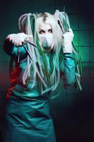 Cybergoth surgeon by elenasamko