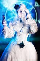 White Gothic by elenasamko