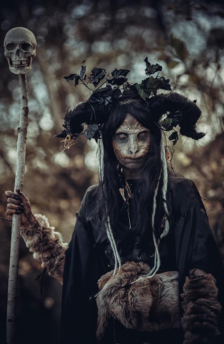Dark Forest by Elena-NeriumOleander