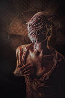 Sexy Nurse from Silent Hill by elenasamko