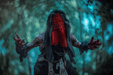 Whispess Lady of the Woods (Witcher 3 Cosplay)
