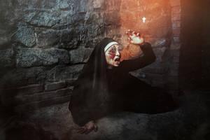 The Exorcism by elenasamko