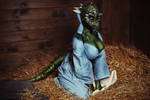 The Lusty Argonian Maid