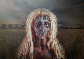 Noonwraith The Witcher Cosplay by elenasamko