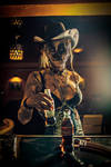 Fallout New Vegas - Beatrix Russell Cosplay