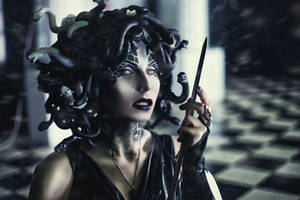 Medusa Gorgon Cosplay