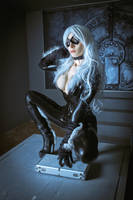 The Black Cat Marvel Cosplay by elenasamko