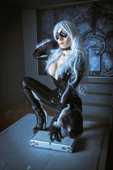 The Black Cat Marvel Cosplay