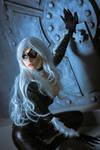 The Black Cat Cosplay