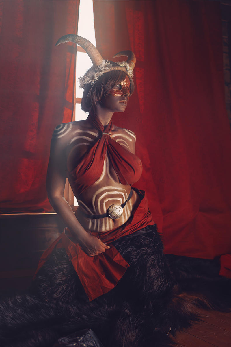 Salma Succubus Witcher 3 Cosplay by elenasamko on DeviantArt