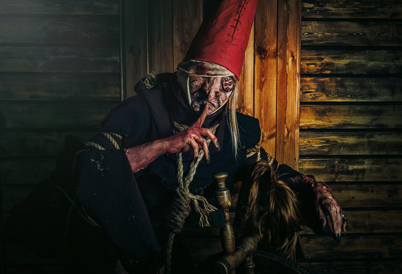 Weavess The Witcher 3 Cosplay
