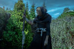 The Caretaker Cosplay from The Witcher 3
