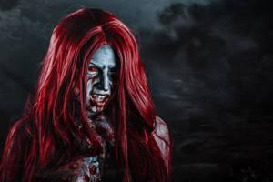 Alp Witcher Cosplay by elenasamko