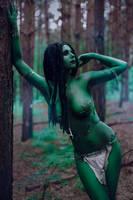 Morenn The Witcher Cosplay by elenasamko