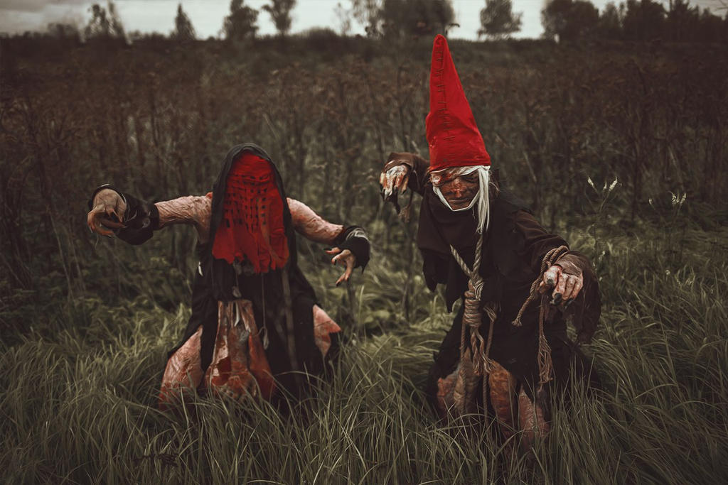 The Crones The Witcher 3 Cosplay